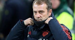 Vertragsverlängerung beim FCB in Aussicht: Hansi Flick