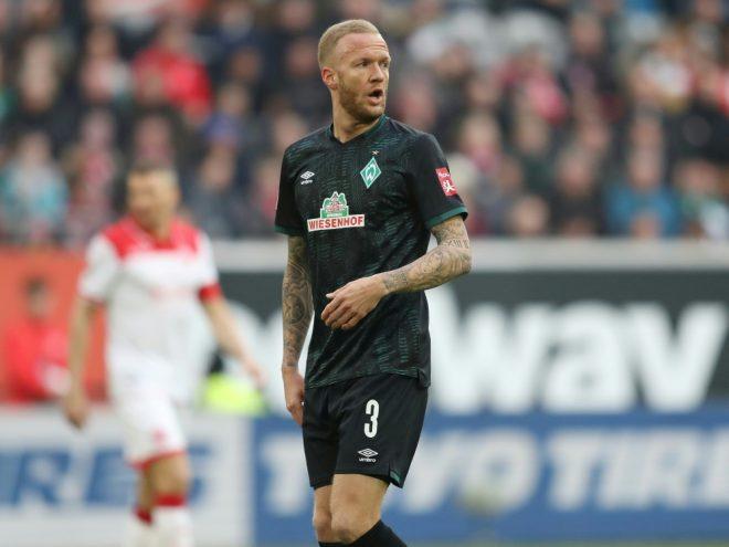 Kevin Vogt wird Werder Bremen womöglich länger fehlen