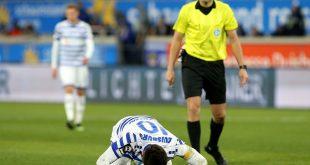 Duisburg unterlag gegen den FSV Zwickau mit 0:1