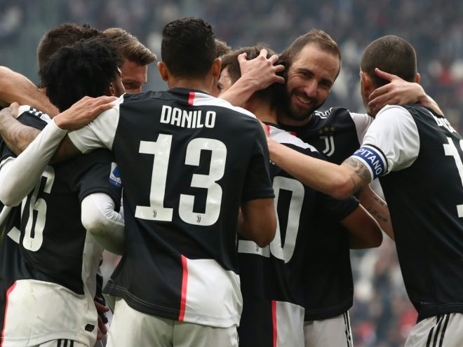Juventus Turin gewinnt auch ohne Ronaldo
