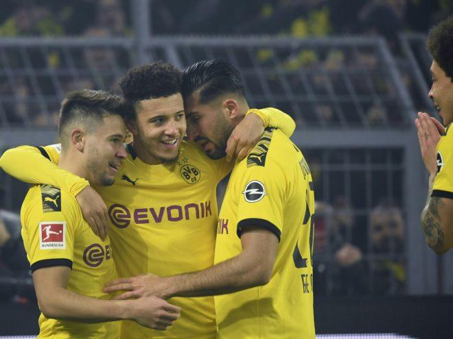 BVB schlägt schwache Frankfurter mit 4:0