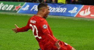 Serge Gnabry traf doppelt gegen den FC Chelsea