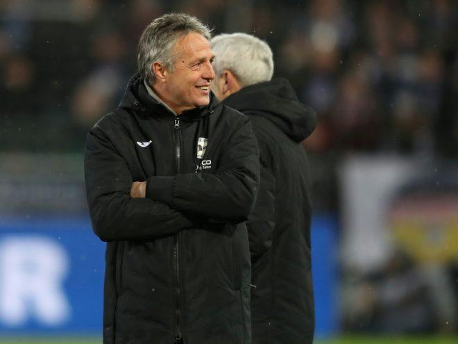 Kantersieg für Uwe Neuhaus und Arminia Bielefeld