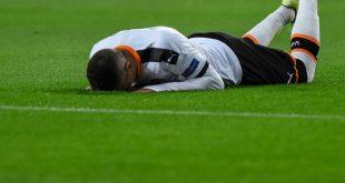 Ausgeschieden: Valencia um Torschütze Rodrigo Moreno