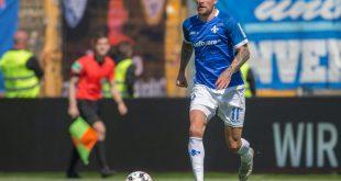 Tobias Kempe konnte seinem Team zum Sieg verhelfen