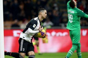 Ronaldo erzielte den späten Ausgleich