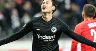 Kamada schoss die Eintracht fast alleine zum Sieg