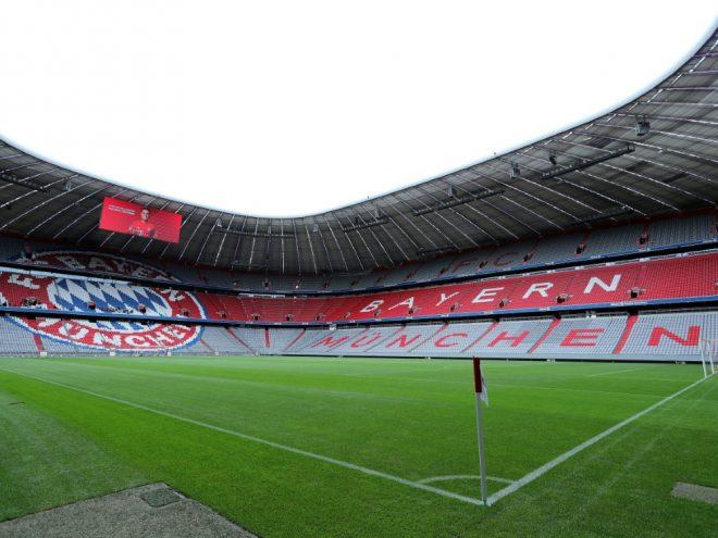 Das Topspiel in der Münchner Allianz Arena findet statt