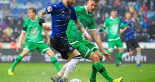 Bielefeld erkämpft sich den Sieg