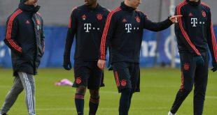 Flick setzt gegen Chelsea auf Coman und Müller