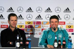 Bierhoff lässt Hintertür für Müllers EM-Teilnahme offen