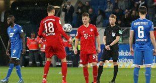 DFB untersucht Spiel  zwischen Hoffenheim und Bayern