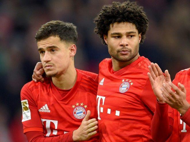 DFB-Pokal: Coutinho und Gnabry stehen in der Startelf