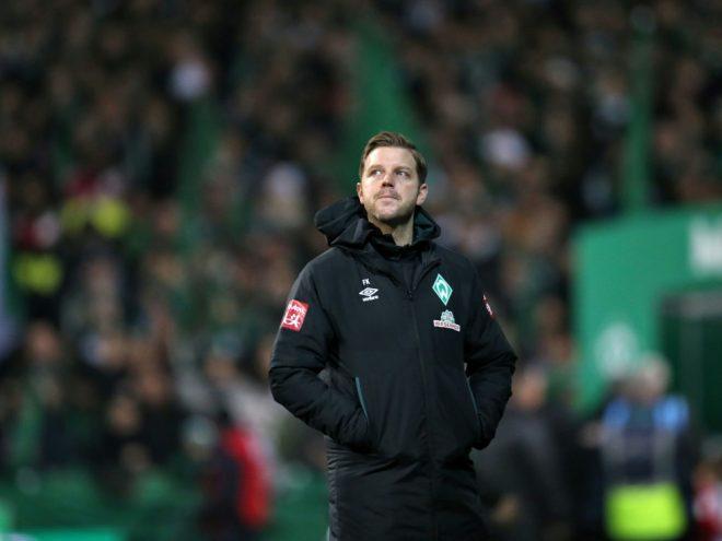 Bremen-Coach Florian Kohfeldt bekommt Rückendeckung