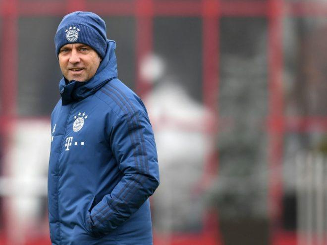 Bundesliga: Viel Lob für Bayern-Trainer Hansi Flick