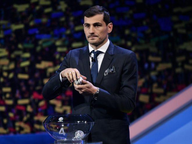Iker Casillas wird für das Präsidentenamt kandidieren