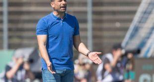 Keine Vertragsverlängerung: Darmstadt-Trainer Grammozis