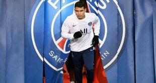 Thiago Silva wird im Rückspiel gegen Dortmund fehlen