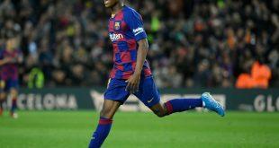 Ansu Fati traf gegen Levante doppelt