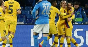 Griezmann trifft für Barca in Neapel