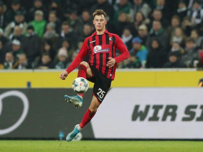 Robin Koch erlitt gegen Hoffenheim eine Platzwunde