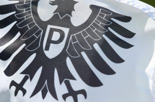 Preußen Münster zeigte Zivilcourage