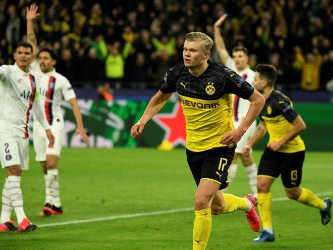Torjäger Haaland schießt den BVB zum Sieg
