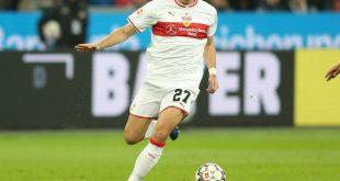 Mario Gomez rettete dem VfB Stuttgart einen Punkt