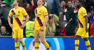 Barca und Real schieden beide im Viertelfinale aus