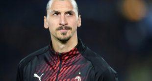 AC Milan: Superstar Ibrahimovic fällt mit Grippe aus