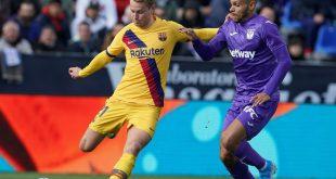 Braithwaite wechselt für 18Mio. Euro zu Barcelona