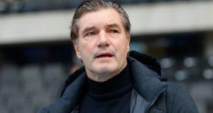 Kritisiert die eigene Mannschaft: Michael Zorc