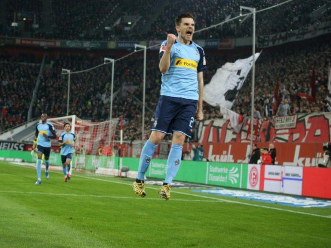 Jonas Hofmann bringt die Borussia auf die Siegerstraße