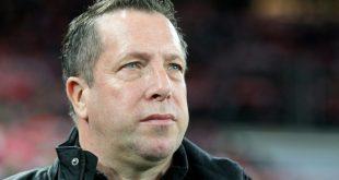 Trainer Kauczinski holt mit Dresden ersten Auswärtssieg