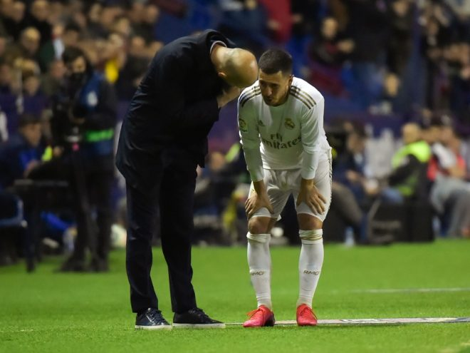 Eden Hazard wird Real Madrid fehlen
