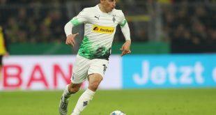Stefan Lainer kam vor der Saison zur Borussia