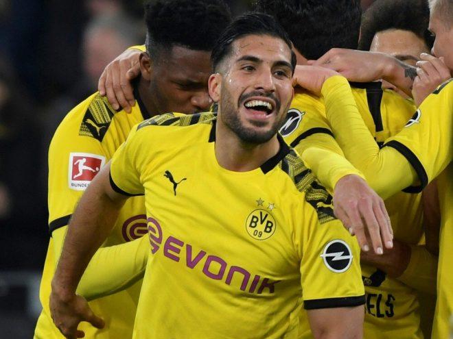 Der BVB verpflichtet Emre Can im Sommer fest