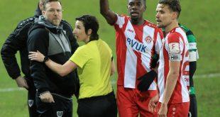 Bundesweites Stadionverbot nach Rassismus-Vorfall