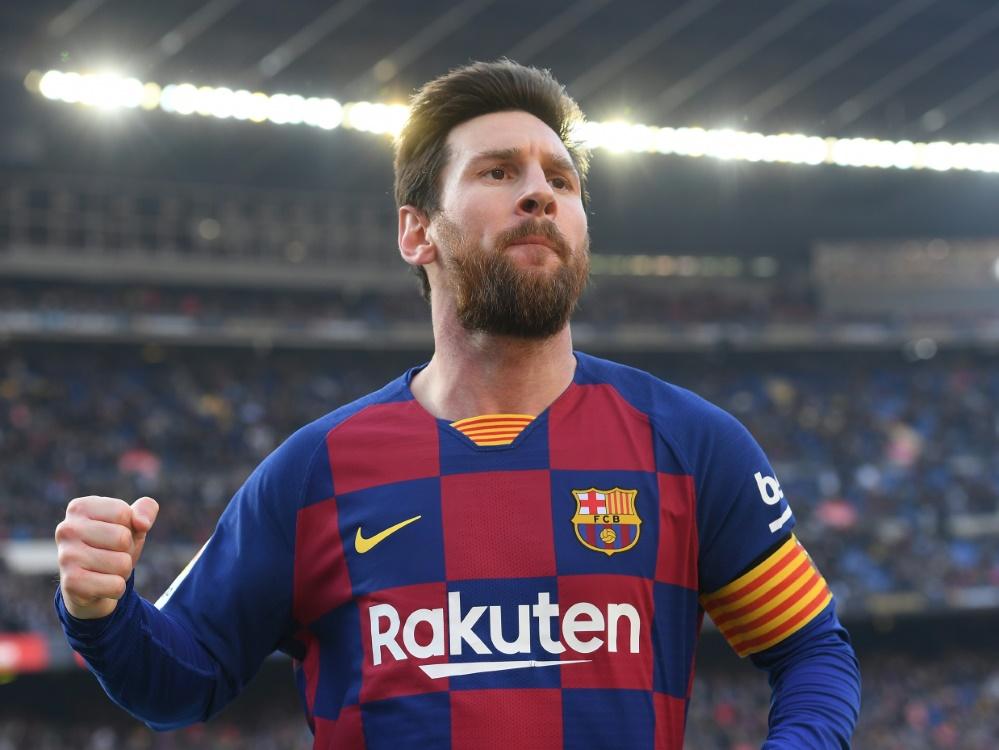 Messi Tor Statistik