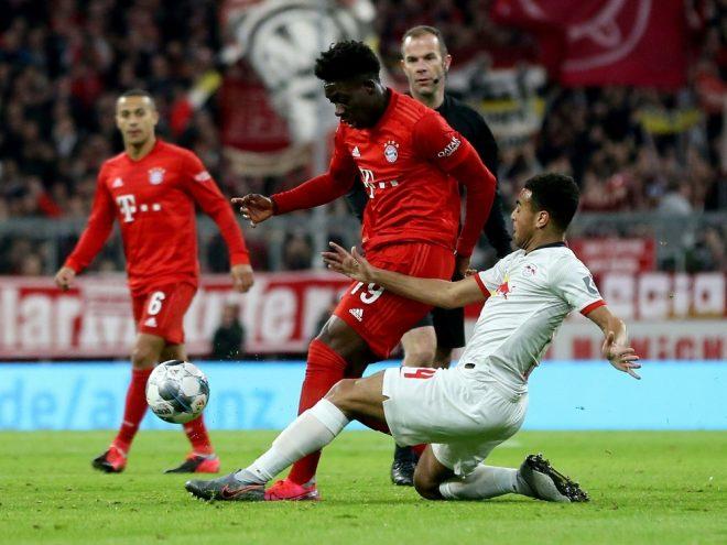 Bayern und Leipzig trennen sich mit 0:0