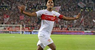 Daniel Didavi schießt den VfB zum Sieg gegen Aue