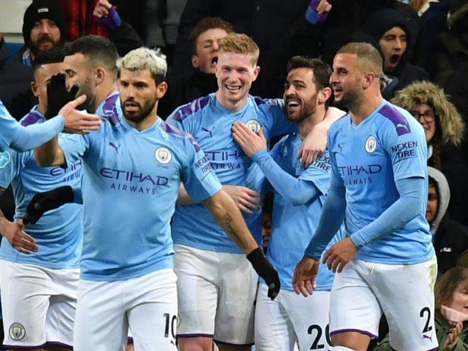 2:0 gegen West Ham: Souveräner Auftritt von City