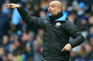 England: Guardiola stellt sich hinter Manchester City