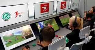 Videobeweis im DFB-Pokal schon ab dem Achtelfinale