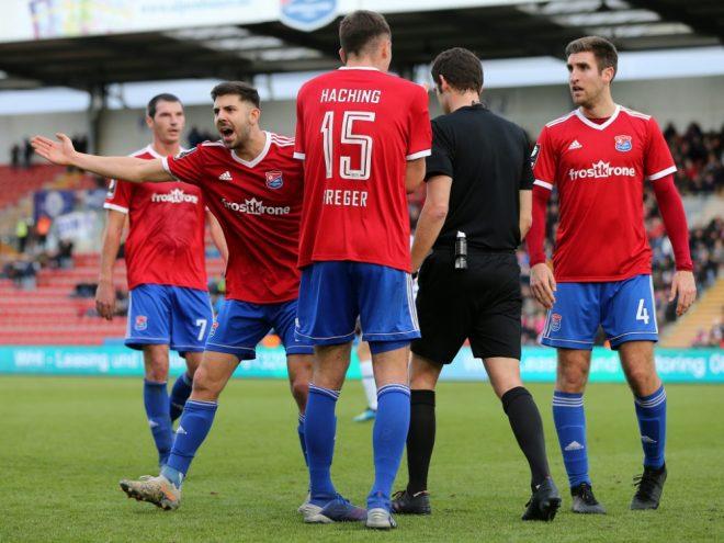 Unterhaching bleibt mit dem Remis Dritter der 3.Liga