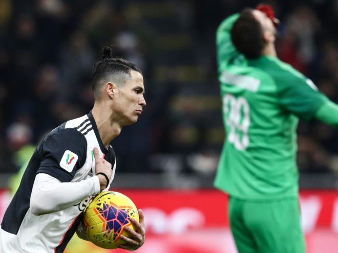 Der Retter von Turin: Cristiano Ronaldo