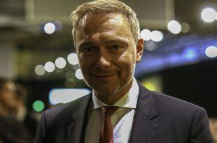 Christian Lindner ist Anhänger von Borussia Dortmund