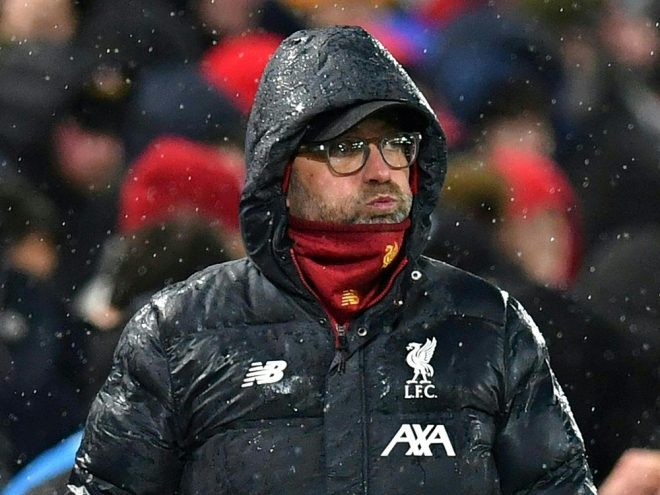 Champions-League-Aus für Jürgen Klopp und Liverpool