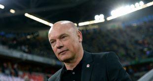 Uwe Rösler will die Mannschaft für den Pokal umbauen