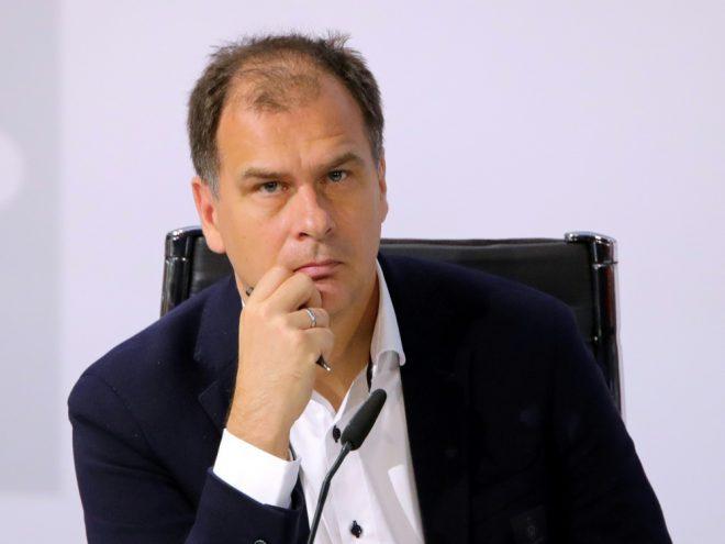 Geschäftsführer von Werder Bremen, Klaus Filbry